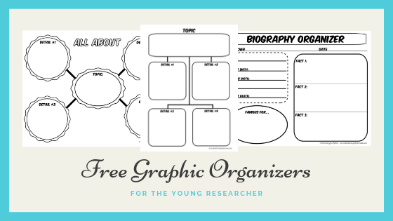 Free Graphic Organizers ,Teaching Research to Children